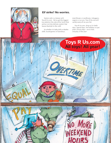 Toys R' Us Ad